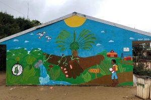 Missions de sensibilisation à l'écologie et respect de l'environnement